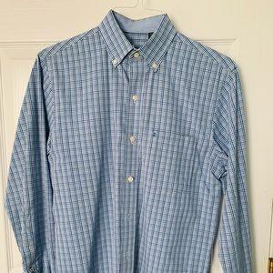 Izod button down casual shirts.